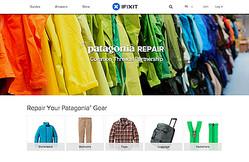 パタゴニアが修理Q&Aサイトで服の修繕方法を公開
