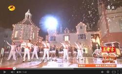 AKB48『鈴懸なんちゃら』に似た歌が話題の中国のテレビ番組(画像はYouTubeのスクリーンショット)