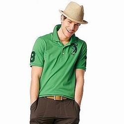 ゴルフウエア「アダバット」、サルーキ犬モチーフのポロシャツを多数展開!