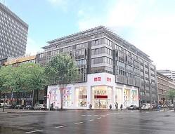 ユニクロがドイツ進出 2014年春に欧州最大グローバル旗艦店オープン