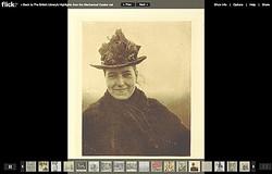 大英図書館がFlickrで100万点以上の画像公開