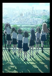 『らき★すた』スタッフ再集結のアニメ『Wake Up, Girls!』公式サイトオープン