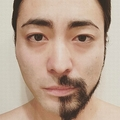 山田孝之がInstagramに「髭の比較画像」を投稿「全然違う」の声