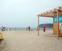 日本一厳しいビーチ? 飲酒、音楽、タトゥー禁止「逗子海水浴場」利用客の声を直撃