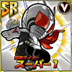 スーパー1や電王のレアカードも!『仮面ライダー ライダバウト!』30万DL突破