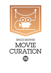 『SPACE SHOWER MOVIE CURATION』ロゴ