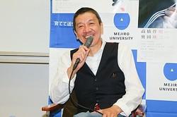若者たちに「もっとオスになれ!」と挑発した奥田瑛二