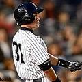 ヤンキースでは「31」を背負ったイチロー【写真:田口有史】