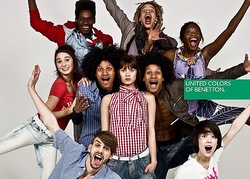 Image by: UNITED COLORS OF BENETTON.