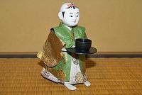 江戸からくり「茶運び人形」