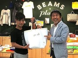 ビームスが雑貨の小型店「プラネッツ」を新宿駅ナカにオープン 文化的発信の場に