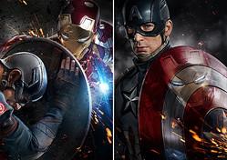 『シビル・ウォー/キャプテン・アメリカ』 (C)2015 Marvel.