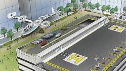 SFに登場するような「空飛ぶタクシー」をUberが計画中であると判明