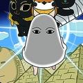 エジプトの神メジェド様がまさかのTVアニメ化 タイトルは「神々の記」