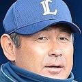 西武ライオンズの田辺徳雄監督
