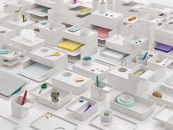 現代ワーカー向け机上ツールをハーマンミラーが発表