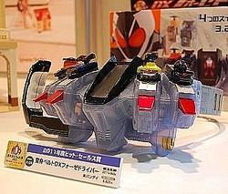 「日本おもちゃ大賞2012」発表、仮面ライダーフォーゼ変身ベルトほか9点