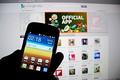 基本操作システム(OS)の特許侵害などをめぐり米アップルが韓国サムスンに対して起こしていた訴訟で、米カリフォルニア州の裁判所は先日、サムスンに1億1960万米ドル(約120億円)の賠償金の支払いを命じる判決を下した。(イメージ写真提供:(C)Tomislav Stajduhar/123RF.COM)