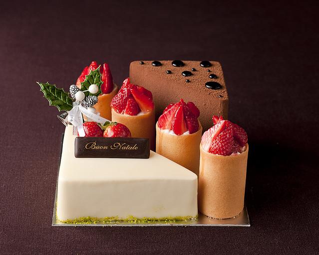 【クリスマス情報】グランド ハイアット 東京からクリスマスケーキ・ギフトセレクション 2011が登場!