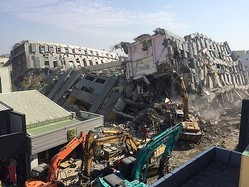 台湾南部地震  今も100人超不明  「今度は日本の番だ」支援の動き続く