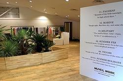 ミュベール新ブランド立ち上げ発表 初の路面店出店も