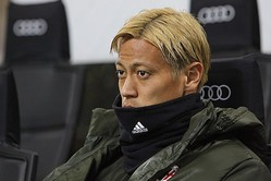 ミラン本田がインフルで練習欠席…代表メンバー発表直前で招集にも影響か