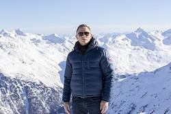 映画『007 スペクター』の主演を務めるダニエル・クレイグ(ロケ地・オーストリアにて)  - Hetfleisch / Getty Images