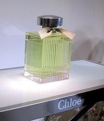ソフトグリーンボトルの「Chloé」新フレグランス誕生