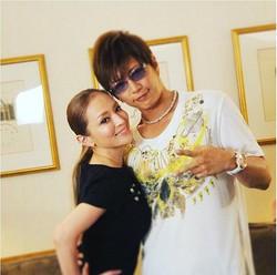 浜崎あゆみとGACKT(出典:https://www.instagram.com/gackt)