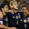 各国から称賛されたイラク戦の日本。そんなアジアの強国の原点は、88年の学生チームにあった!? 写真:小倉直樹(サッカーダイジェスト編集部)