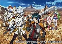 TVアニメ『イクシオン サーガ DT』、テレビ東京ほかで10月7日より放送開始