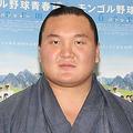 モンゴルの野球協会の名誉会長も務めているという横綱・白鵬