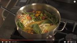 【時短レシピ】材料を全部入れて煮るだけのパスタがラクチンで美味そう! フライパン1つで出来ちゃうよ〜♪