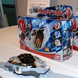 日本おもちゃ大賞2013、ヒットセールス賞に2年連続でライダー変身ベルト