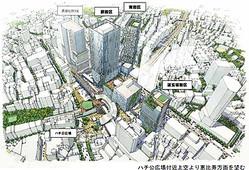 渋谷駅再開発の建築デザインに隈研吾とSANAAを起用