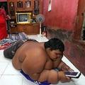 「世界一の肥満児」のレッテル返上なるか(出典:http://www.telegraph.co.uk)