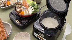 お米の銘柄ごとに最適な炊きあがり! ありそうでなかった新発想の最新炊飯器