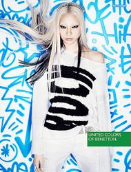 ベネトン2013年秋冬広告はスー・ジョー・パークらヤングタレント6名を起用