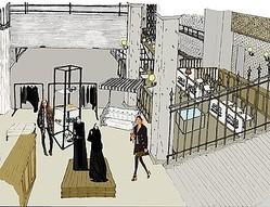 プロジェクト・ショップ「IDOL」 骨董通り地下にオープン