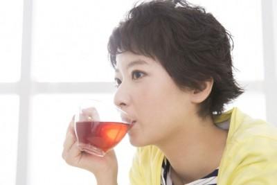 中 飲み物 生理