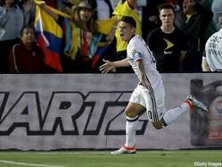 コロンビア代表メンバー発表! ハメスやバッカら招集…ベネズエラ、ブラジルと対戦