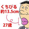 【サザエさん】知らないほうが良かったアナゴさんの秘密13選 / 唇の厚さ13.5センチ