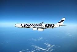 【動画】マリメッコの旅客機誕生 ウニッコ柄が空を飛ぶ