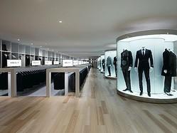 はるやま商事の新業態「HALSUIT」 初の都市型店舗を赤坂に出店