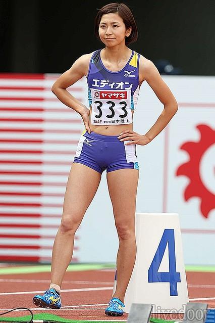 木村文子 / 女子100mハードル