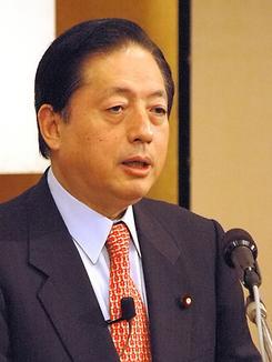 27日、東京・帝国ホテルで講演した公明党・太田昭宏代表(撮影:徳永裕介)