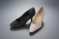 そごう・西武が、現代女性に多い「薄い足」に合わせたパンプスを発売