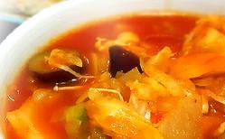 めんどくさがり屋さんにオススメ!心に沁みるスープ2種でほっこり&デトックス【恋する薬膳9】