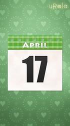 ウラーラの占い 4月17日