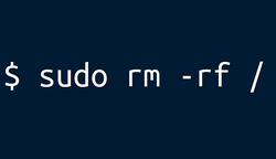 サーバ業者が「rm -rf /」で全サーバを誤消去、復旧法をQ&Aサイトに尋ねる。実は書籍執筆のための「引っ掛け問題」